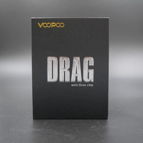 VooPoo Gold Drag Mod Box