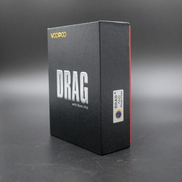 VooPoo Gold Drag Mod Azure Resin Box