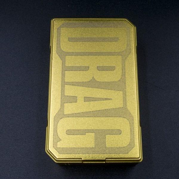 VooPoo Gold Drag Mod