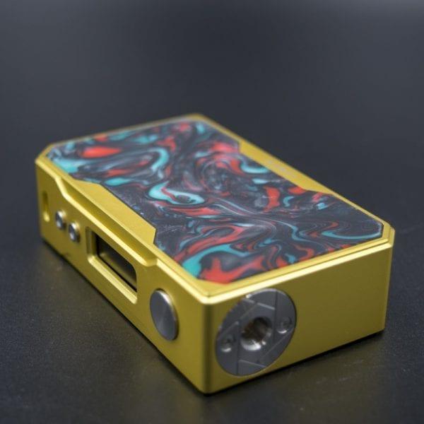 VooPoo Gold Drag Mod Purple Jade Resin