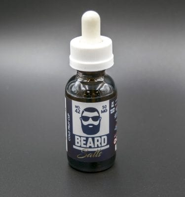 Fruit Cup Beard Salts No 42 Nicotine Salt Vapor Eliquid
