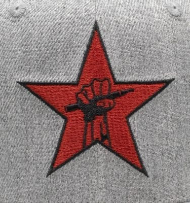 Red Star Snap-Back Hat