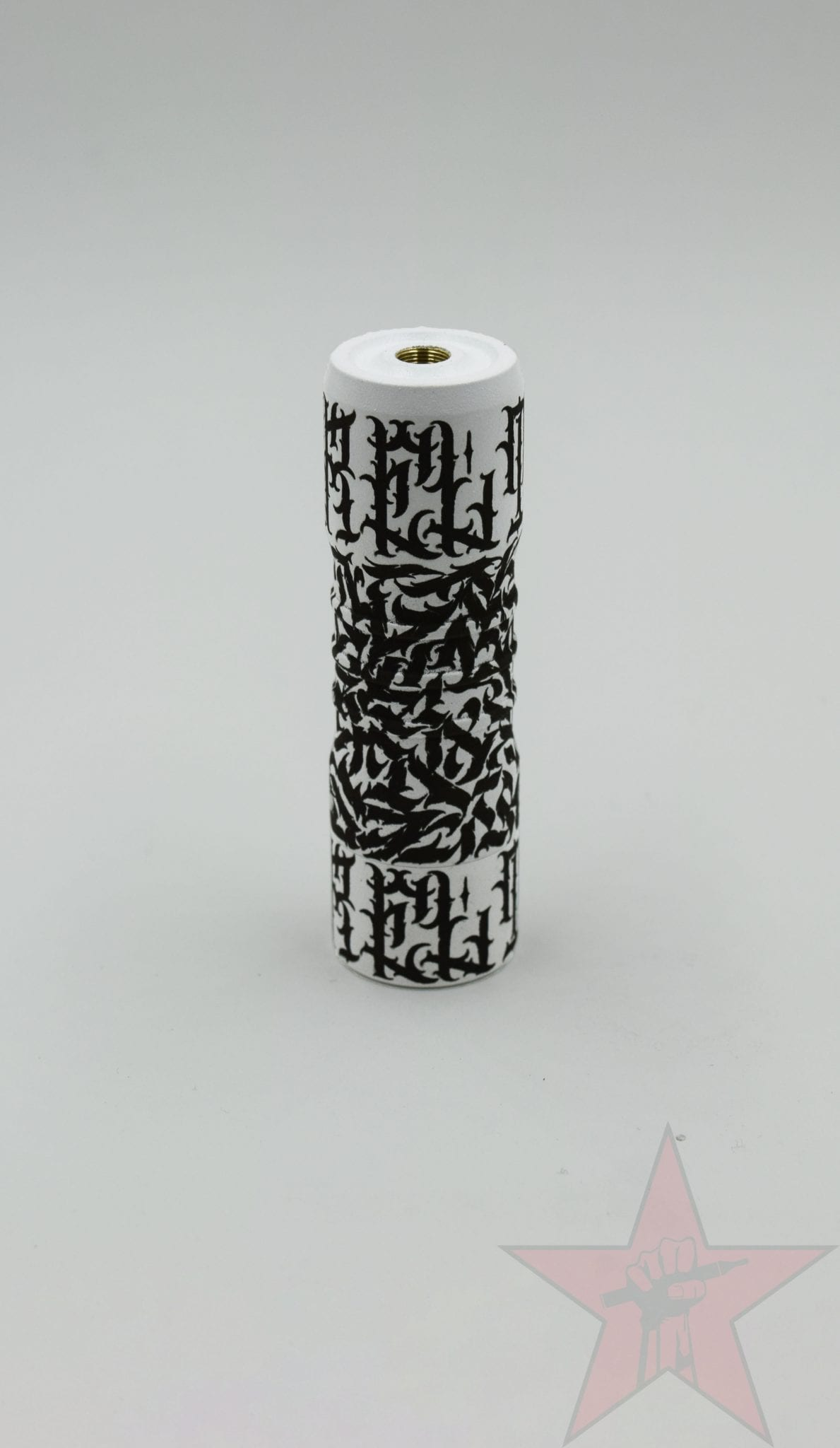 Viva La Cloud - El Thunder Artist Edition Mech Mod - White